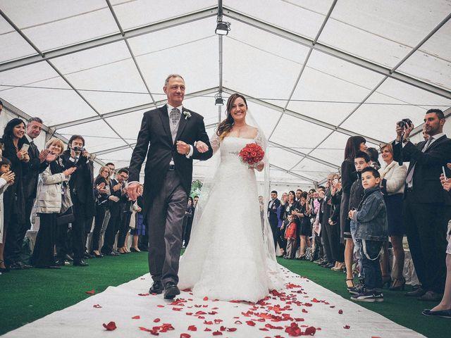 Il matrimonio di Claudio e Marianna a Montorfano, Como 11