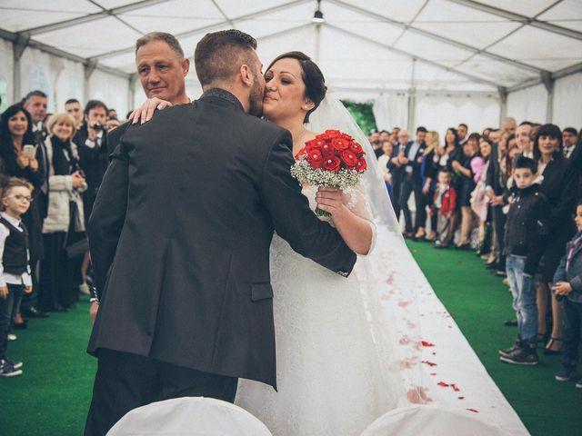 Il matrimonio di Claudio e Marianna a Montorfano, Como 12
