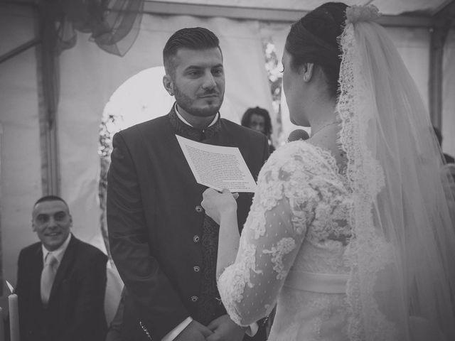 Il matrimonio di Claudio e Marianna a Montorfano, Como 17