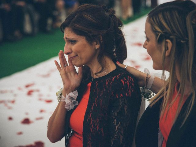 Il matrimonio di Claudio e Marianna a Montorfano, Como 18
