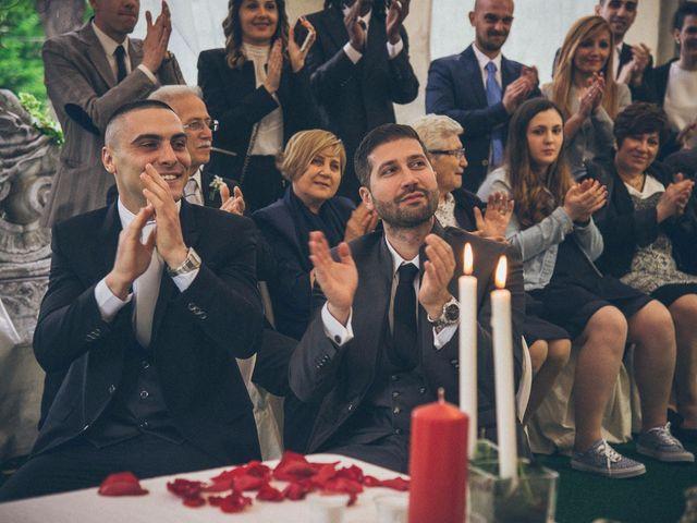 Il matrimonio di Claudio e Marianna a Montorfano, Como 20