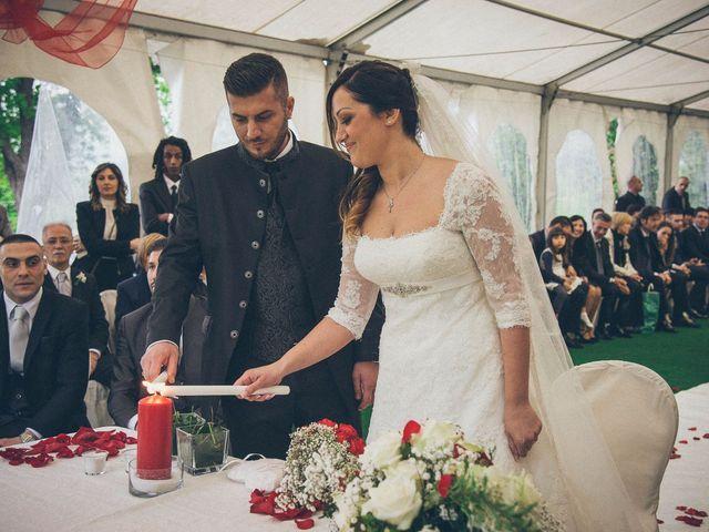 Il matrimonio di Claudio e Marianna a Montorfano, Como 21