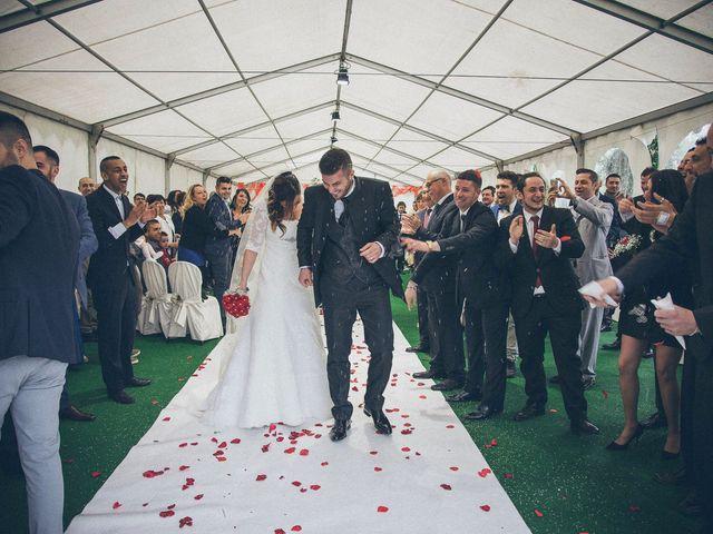 Il matrimonio di Claudio e Marianna a Montorfano, Como 22