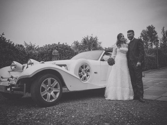 Il matrimonio di Claudio e Marianna a Montorfano, Como 27