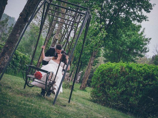 Il matrimonio di Claudio e Marianna a Montorfano, Como 29