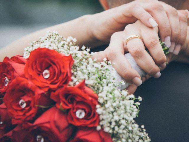 Il matrimonio di Claudio e Marianna a Montorfano, Como 30