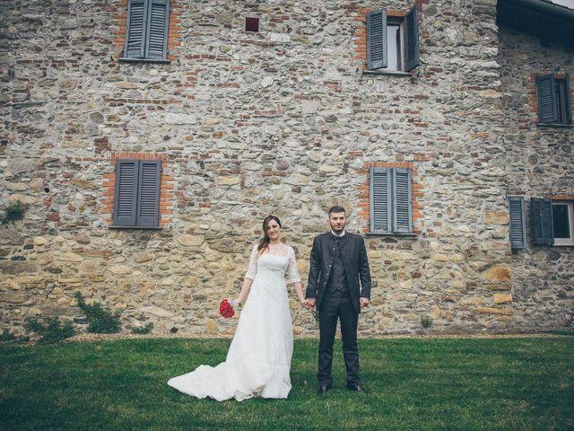 Il matrimonio di Claudio e Marianna a Montorfano, Como 31