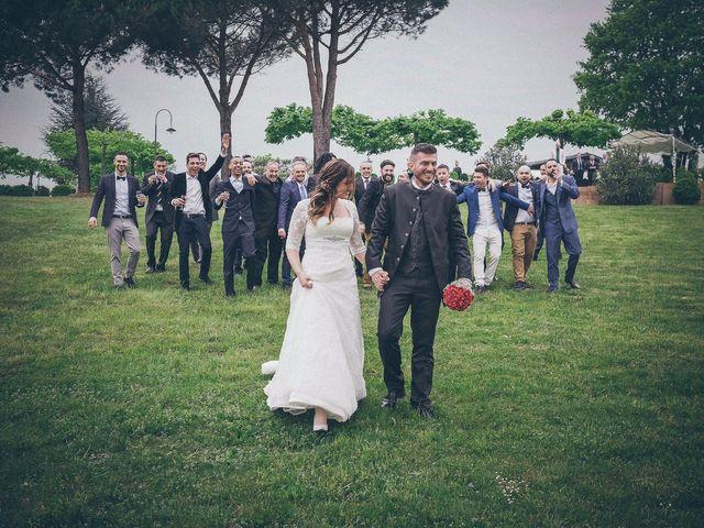 Il matrimonio di Claudio e Marianna a Montorfano, Como 32
