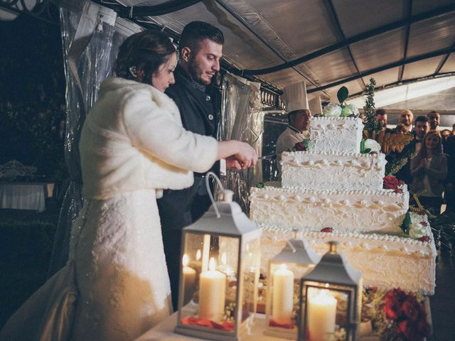 Il matrimonio di Claudio e Marianna a Montorfano, Como 37