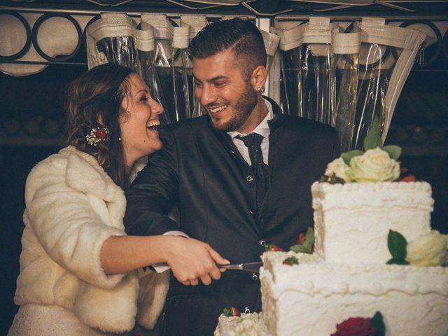 Il matrimonio di Claudio e Marianna a Montorfano, Como 38