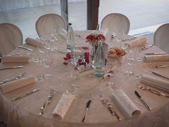 Il matrimonio di Claudio e Marianna a Montorfano, Como 43