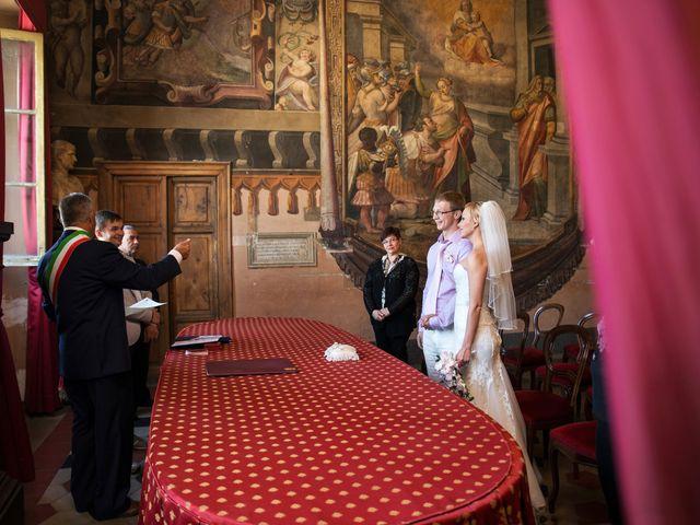 Il matrimonio di Andrea e Eva a Tivoli, Roma 12
