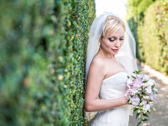 Il matrimonio di Andrea e Eva a Tivoli, Roma 16
