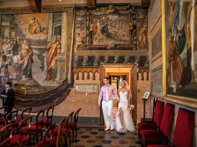 Il matrimonio di Andrea e Eva a Tivoli, Roma 11