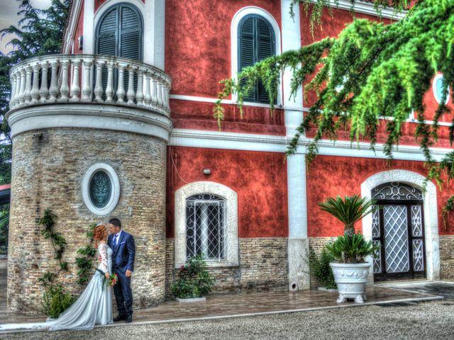 Il matrimonio di Marianna e Savino a Barletta, Bari 8