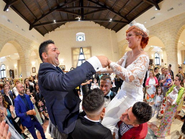 Il matrimonio di Marianna e Savino a Barletta, Bari 16