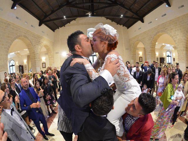 Il matrimonio di Marianna e Savino a Barletta, Bari 17