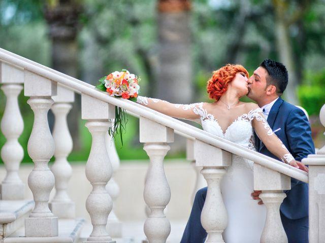 Il matrimonio di Marianna e Savino a Barletta, Bari 20