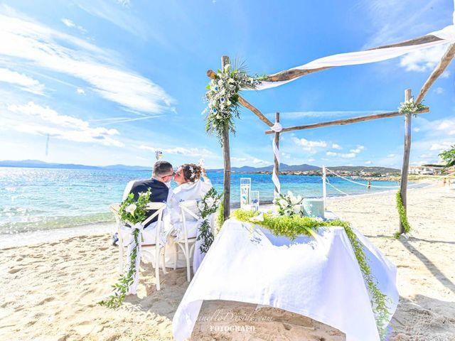 Il matrimonio di Roberto Antonio  e Margit  a Golfo Aranci, Sassari 2
