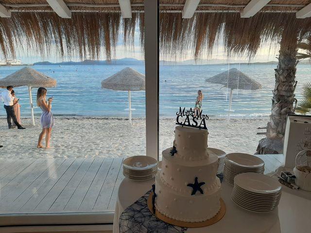 Il matrimonio di Roberto Antonio  e Margit  a Golfo Aranci, Sassari 6