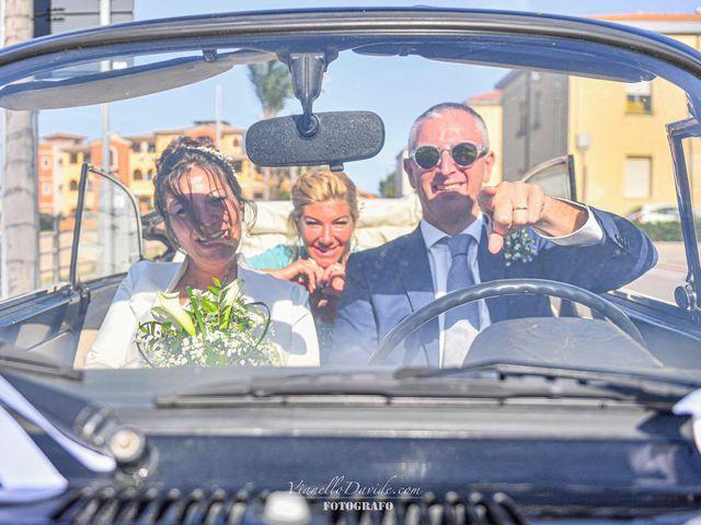 Il matrimonio di Roberto Antonio  e Margit  a Golfo Aranci, Sassari 7