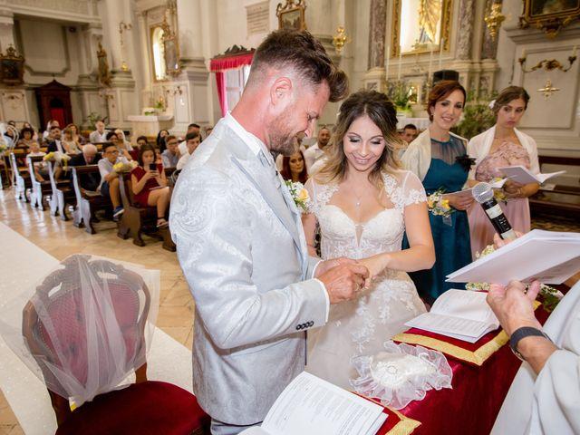 Il matrimonio di Gianpaolo e Gloria a Altivole, Treviso 26