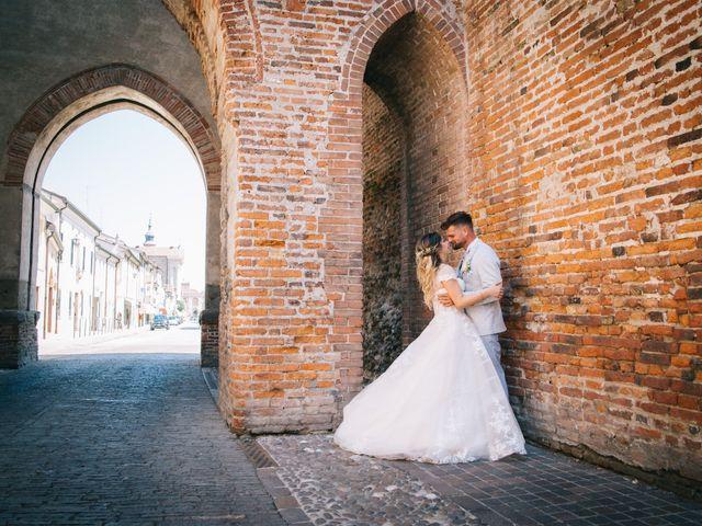 Il matrimonio di Gianpaolo e Gloria a Altivole, Treviso 32