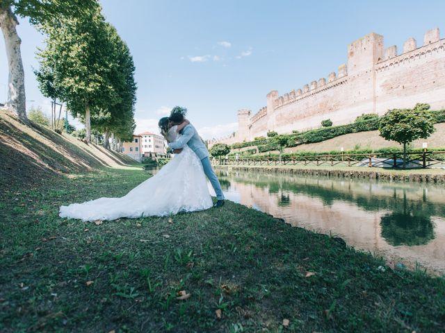 Il matrimonio di Gianpaolo e Gloria a Altivole, Treviso 41