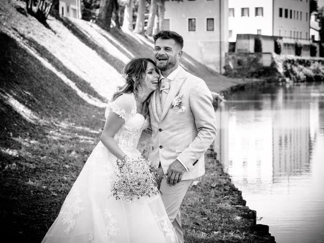 Il matrimonio di Gianpaolo e Gloria a Altivole, Treviso 42