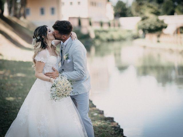 Il matrimonio di Gianpaolo e Gloria a Altivole, Treviso 43