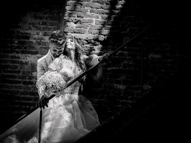 Le nozze di Gloria e Gianpaolo