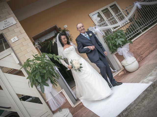 Il matrimonio di Michele e Tiziana a San Vito dei Normanni, Brindisi 9