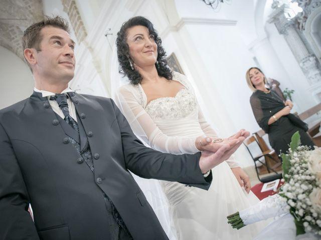 Il matrimonio di Michele e Tiziana a San Vito dei Normanni, Brindisi 15