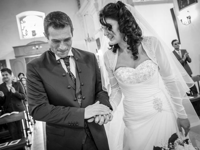 Il matrimonio di Michele e Tiziana a San Vito dei Normanni, Brindisi 17