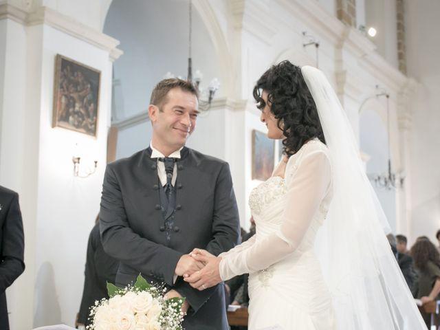 Il matrimonio di Michele e Tiziana a San Vito dei Normanni, Brindisi 19