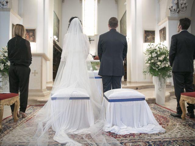 Il matrimonio di Michele e Tiziana a San Vito dei Normanni, Brindisi 22