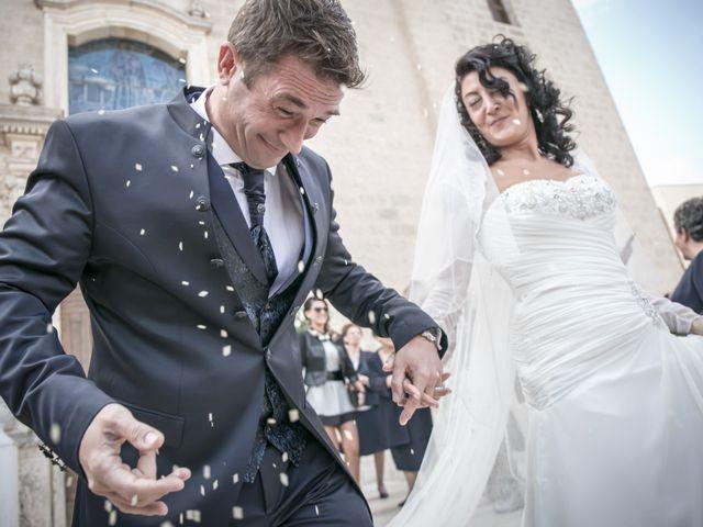 Il matrimonio di Michele e Tiziana a San Vito dei Normanni, Brindisi 25