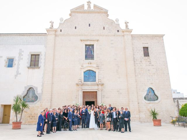 Il matrimonio di Michele e Tiziana a San Vito dei Normanni, Brindisi 26