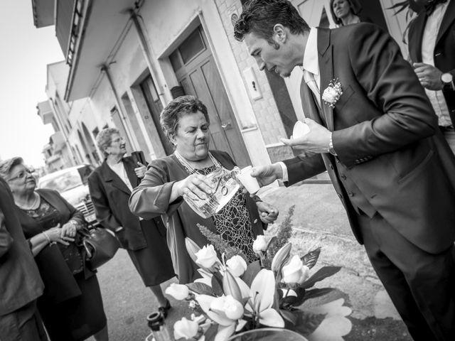 Il matrimonio di Michele e Tiziana a San Vito dei Normanni, Brindisi 28