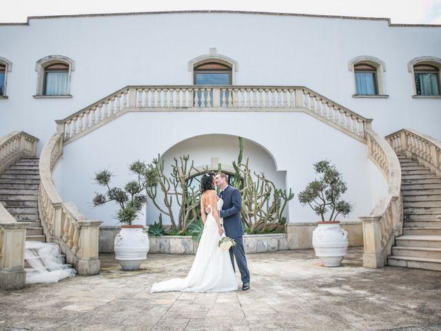 Il matrimonio di Michele e Tiziana a San Vito dei Normanni, Brindisi 30