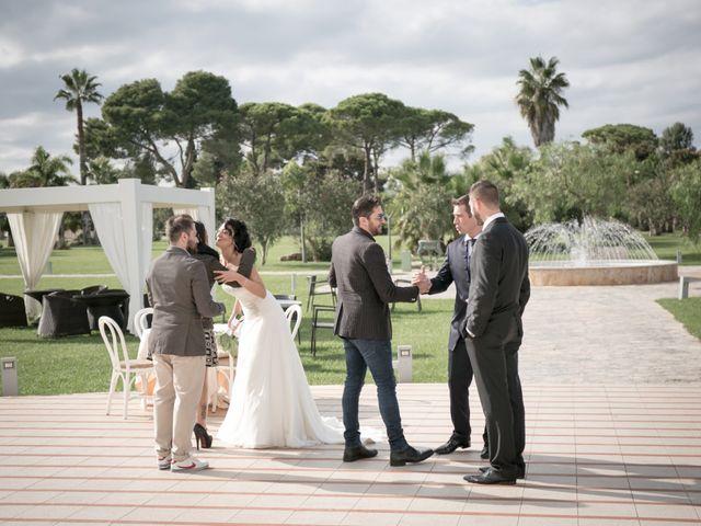 Il matrimonio di Michele e Tiziana a San Vito dei Normanni, Brindisi 35