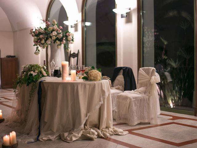 Il matrimonio di Michele e Tiziana a San Vito dei Normanni, Brindisi 41