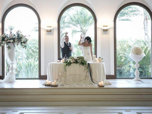 Il matrimonio di Michele e Tiziana a San Vito dei Normanni, Brindisi 49