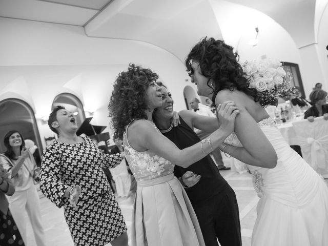 Il matrimonio di Michele e Tiziana a San Vito dei Normanni, Brindisi 63