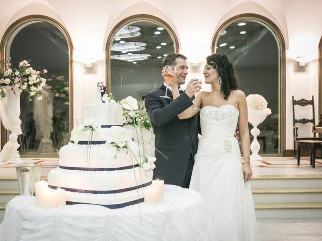 Le nozze di Tiziana e Michele