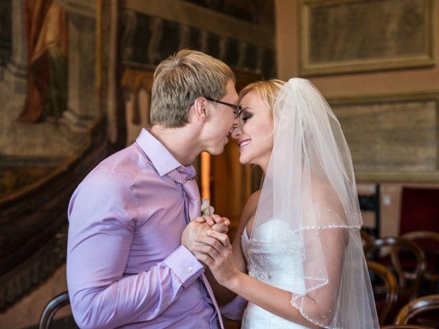Il matrimonio di Andrea e Eva a Tivoli, Roma 19