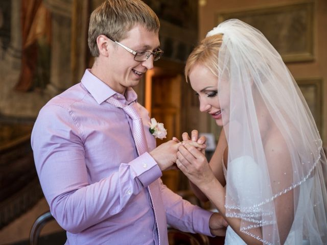 Il matrimonio di Andrea e Eva a Tivoli, Roma 20