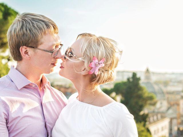 Il matrimonio di Andrea e Eva a Tivoli, Roma 28