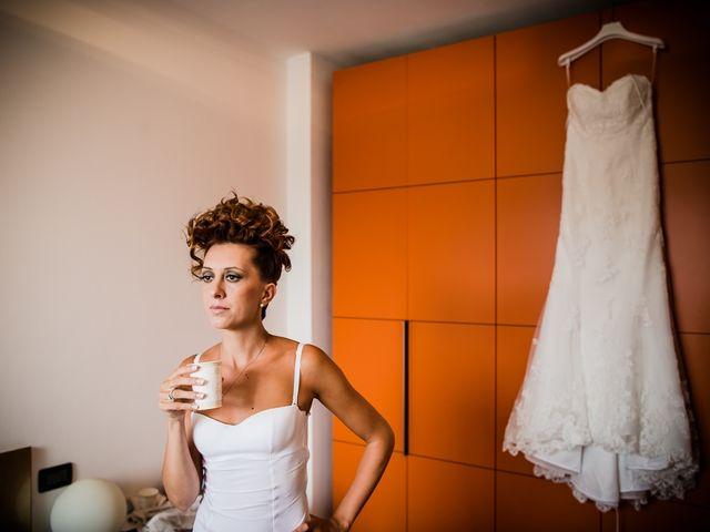 Il matrimonio di Nicole e Alessandro a Pontremoli, Massa Carrara 26