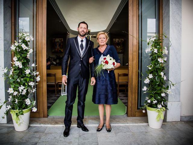 Il matrimonio di Nicole e Alessandro a Pontremoli, Massa Carrara 44